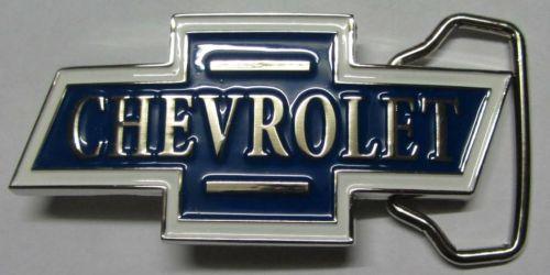 Chevrolet Bowtie Belt Buckle