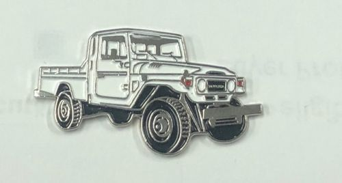 Landcruiser FJ79-HJ79 LWB Ute Lapel Pin / Badge