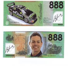 Craig Lowndes Novelty Note