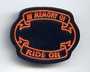 Remembrance Badge