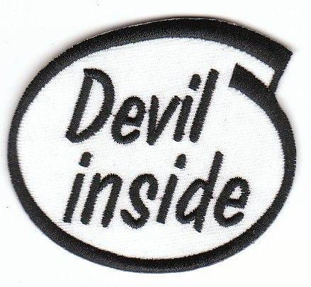 Devil Inside Patch