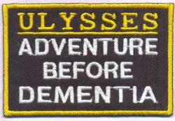 Ulysses Adventure Patch