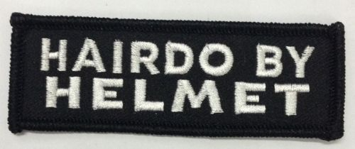 Hairdo by Helmet Patch