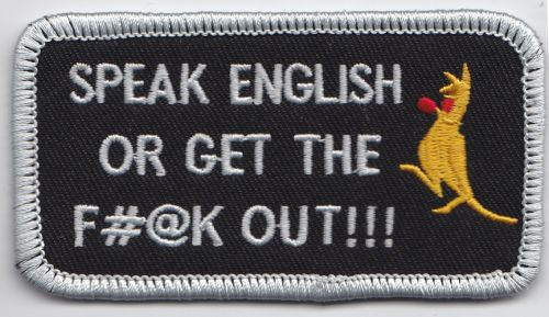 Speak English Patch
