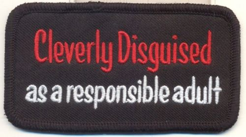 Cleverly Disguised Patch