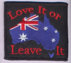 Love It Or Leave IT Patch