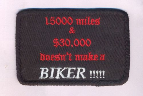 15000 miles......Patch