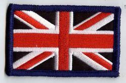 British Flag Patch