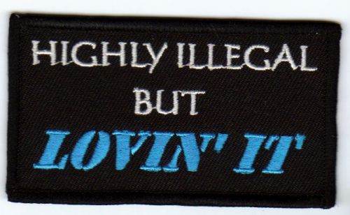 Highly Illegal Patch