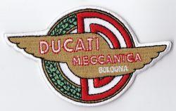 Ducati Mechanicca Patch Sml