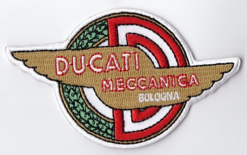 Ducati Mechanicca Patch Sml
