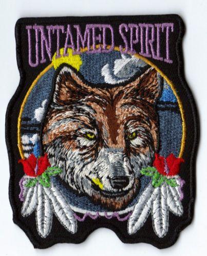 Untamed Spirit Patch