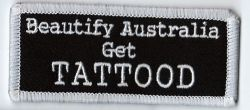 Beautify Australia Patch