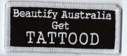 Beautify Australia Patch