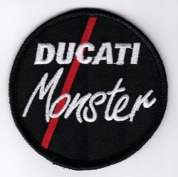 Ducati Monster Patch
