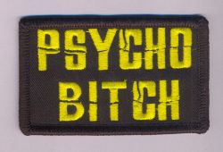 Psycho Bitch Patch