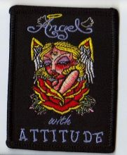 Angels with Attitude Patch