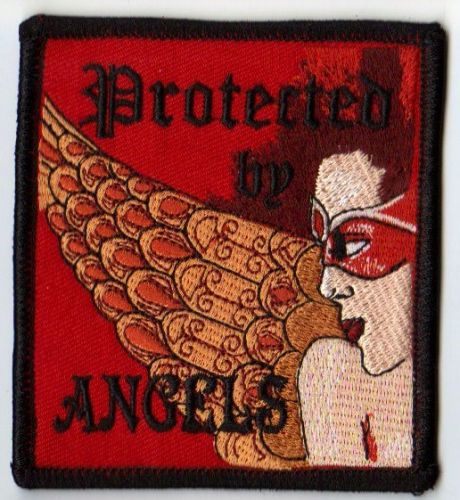 Protected by Angels Patch