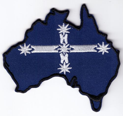 Australia Eureka Patch