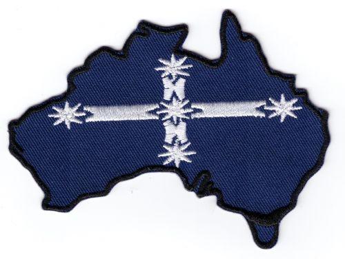 Australia Eureka Wide Patch