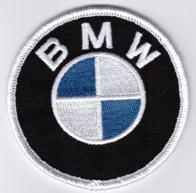 BMW Round Patch
