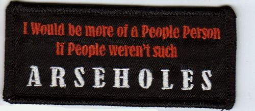 I would be a People Person Patch