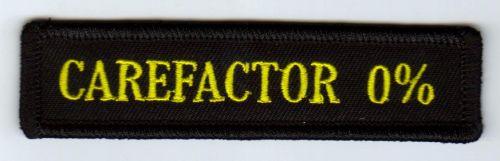 Carefactor 0% Patch