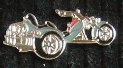 Trike Grey Badge