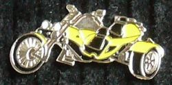 Trike Yellow Badge
