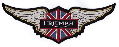 Triumph New Back Patch