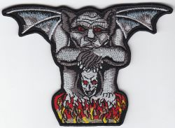 Gargoyle Patch
