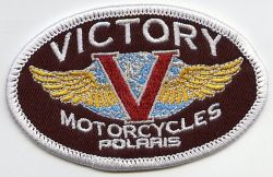 Victory Patch (SLIGHT IMPERFECTION)