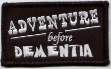 Adventure before Dementia Patch