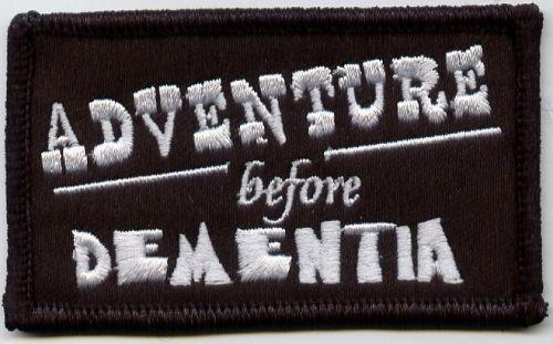 Adventure before Dementia Patch
