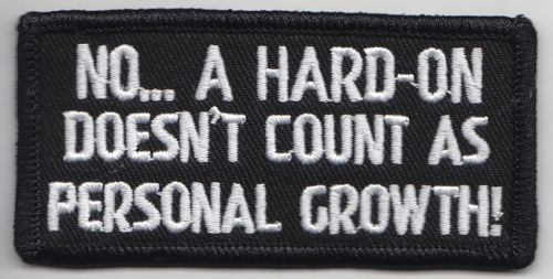 No a Hard-on Patch