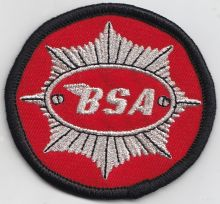 BSA Star Patch