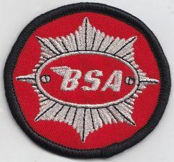 BSA Star Patch