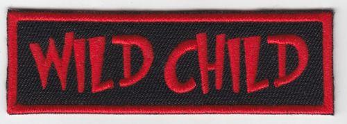 Wild Child Patch