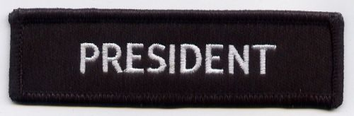 President Patch