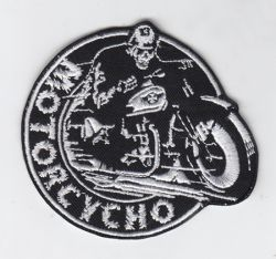 Motorcycho Patch