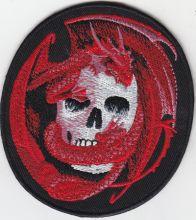 Dragon Skull Patch