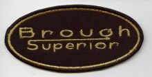Brough Superior Patch