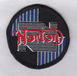 Norton Round Patch