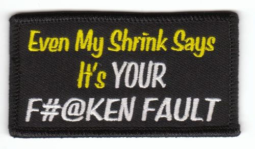 Even my Shrink Patch