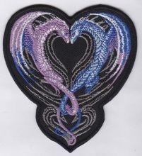 Dragon Heart Patch