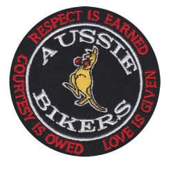 Aussie Bikers Patch