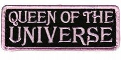 Queen of the Universe Patch