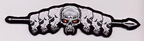 Speared Skulls