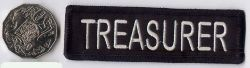 Treasurer Patch