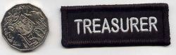 Treasurer Patch